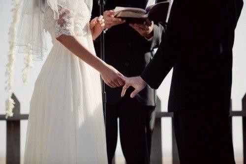 О единственной причине вступать в брак